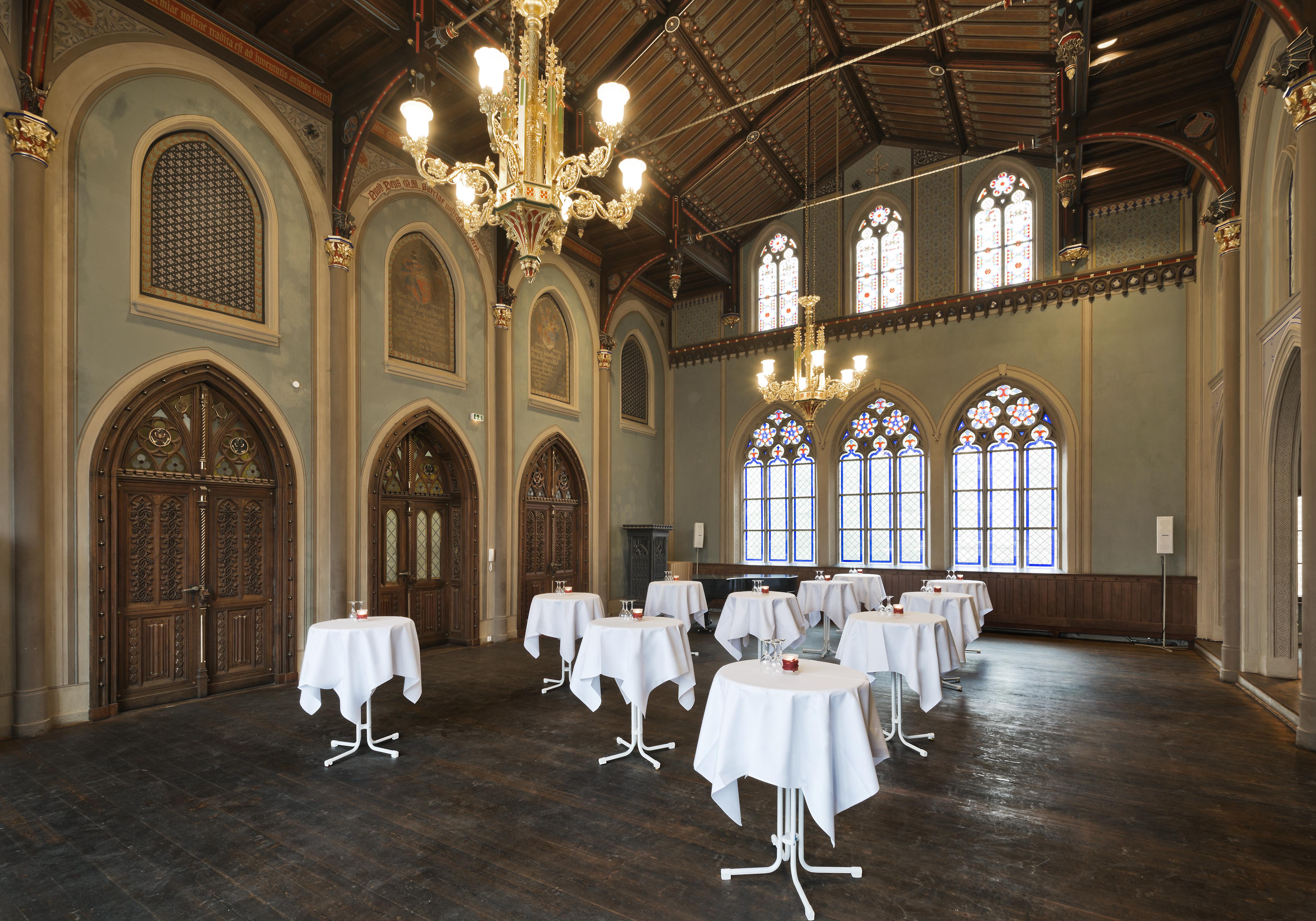Hochzeitslocation Aula der Ritterakademie